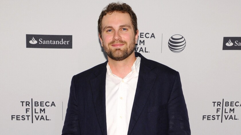 "Director Nick Berardini attends the April 17 premiere of ""Tom Swift and His Electric Rifle"" during the 2015 Tribeca Film Festival New York City. The documentary, whose name is the acronym for ""taser,"" explores the use of police force."