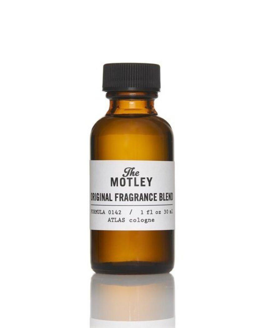 The Motley launches men's cologne