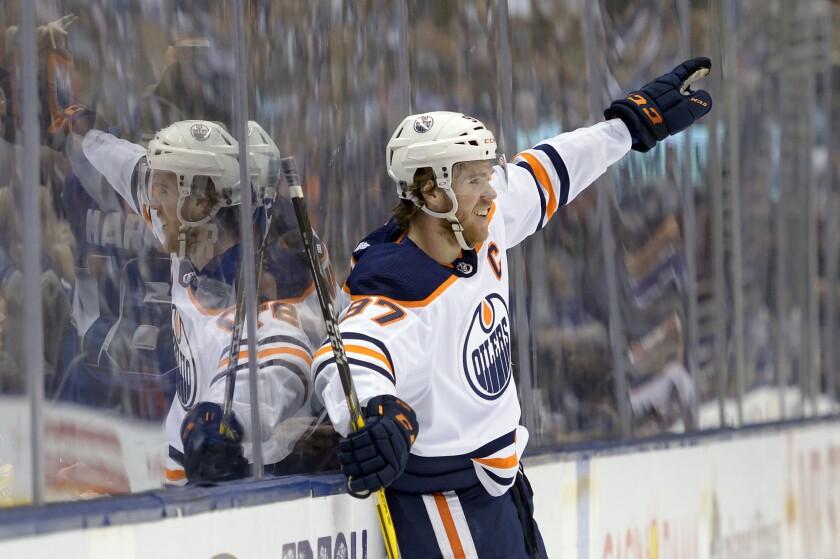 Oilers Maple Leafs Hockey