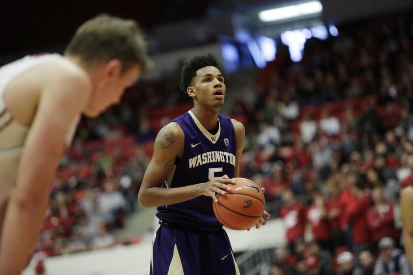 Pac-12 basketball: Washington defeats Washington State in OT