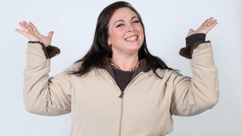 Portrait of Heather Thelen.