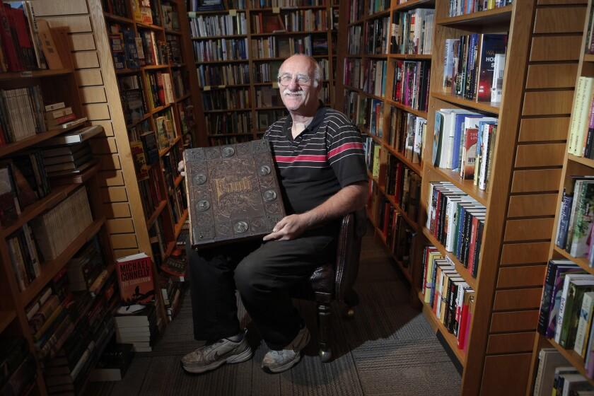 Malibu's Bank of Books