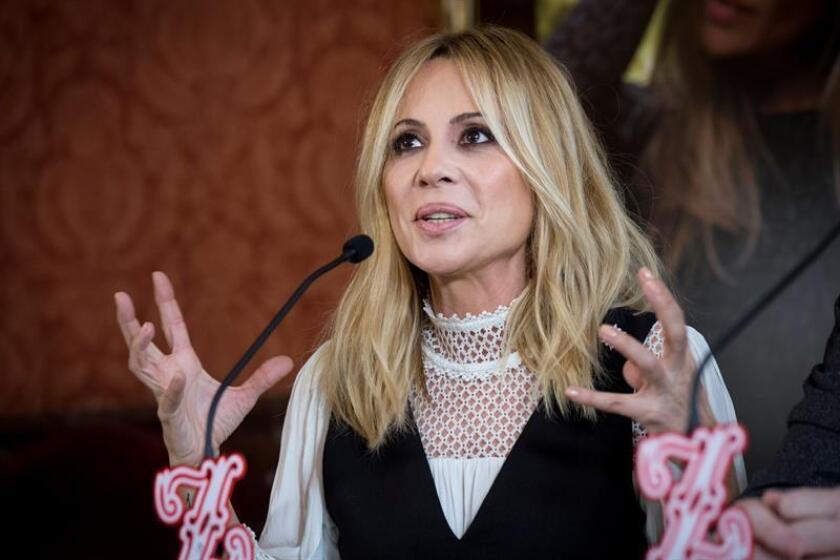 La cantante española Marta Sánchez actuará el 3 de diciembre en Puerto Rico y no el 1 noviembre como inicialmente estaba previsto, informó hoy en un comunicado Beatriz Rodríguez, productora del evento en la isla. EFE/ARCHIVO