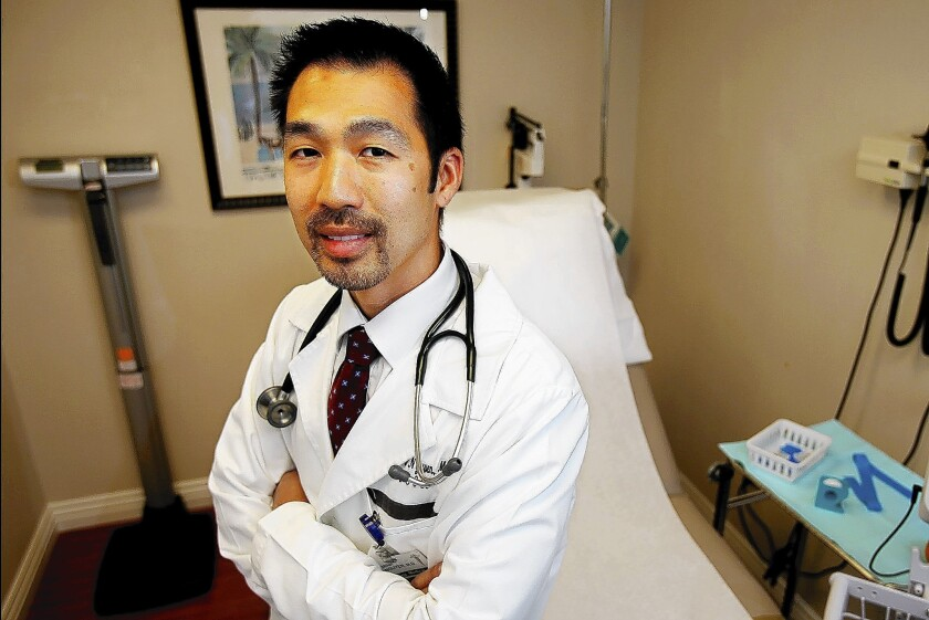 Dr. Minh Nguyen says his $11.3-million Medicare payout is misleading because all five doctors at his Newport Beach oncology practice bill under his name.
