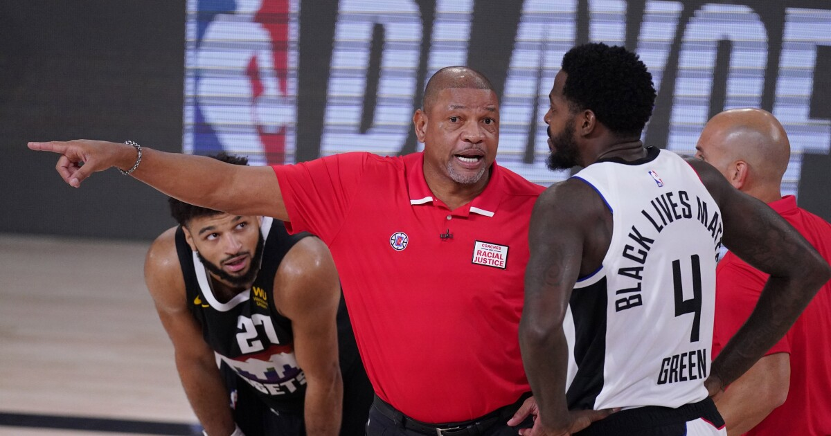 Doc Rivers is out as Clippers coach