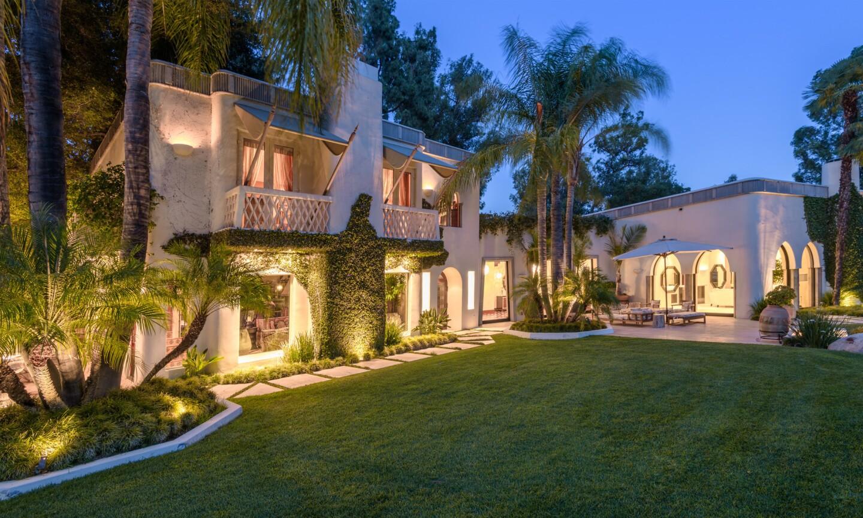 Cher's former Beverly Hills mansion