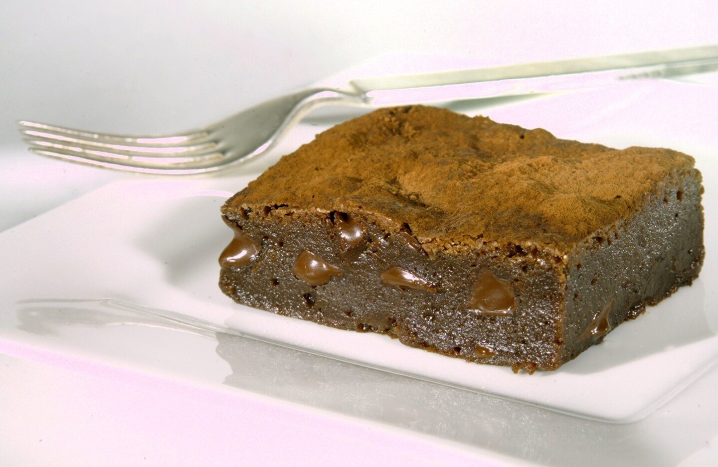 Better have extra napkins handy when you tackle these. Recipe: Recchiuti fudgy brownies