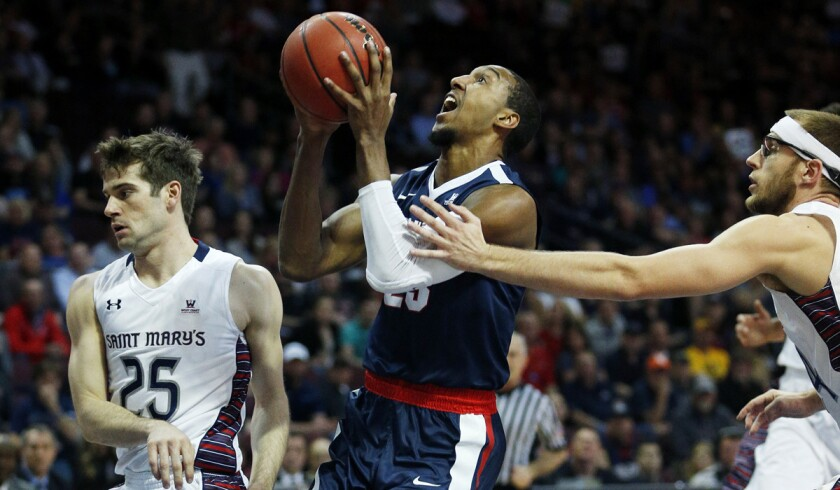 College Basketball: Gonzaga wins WCC bid to NCAA