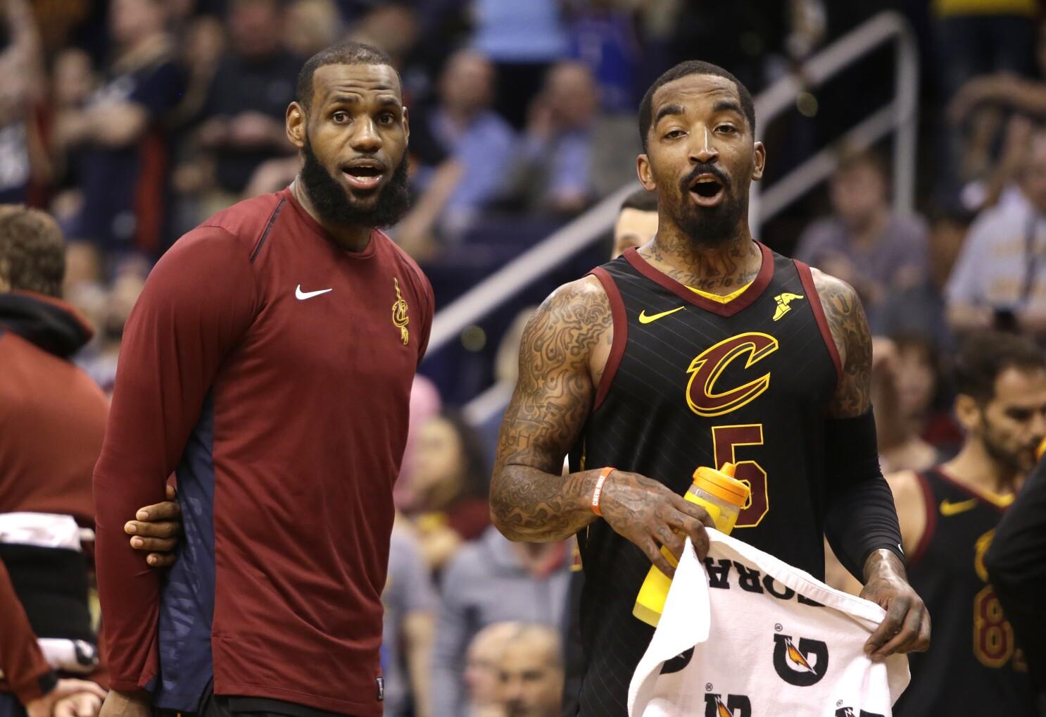 三分?防守?取代Bradley?想多了,湖人簽JR其實只有一個目的!-黑特籃球-NBA新聞影音圖片分享社區