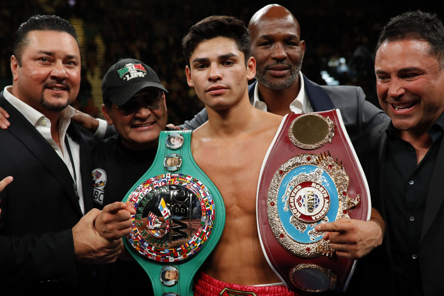 Ryan Garcia to fight Francisco Fonseca at Honda Center - Los Angeles Times
