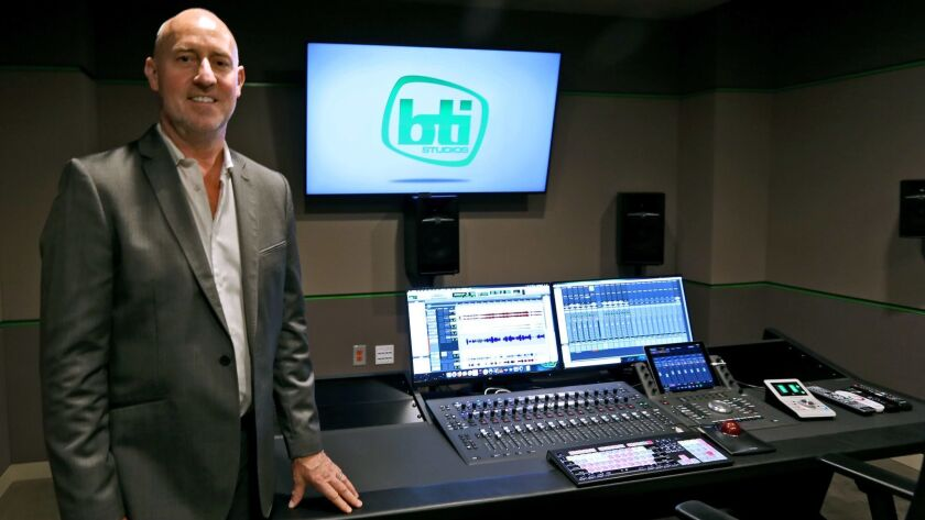 BTI Studios has opened its first audio dubbing and subtitling facility in the United States, on the