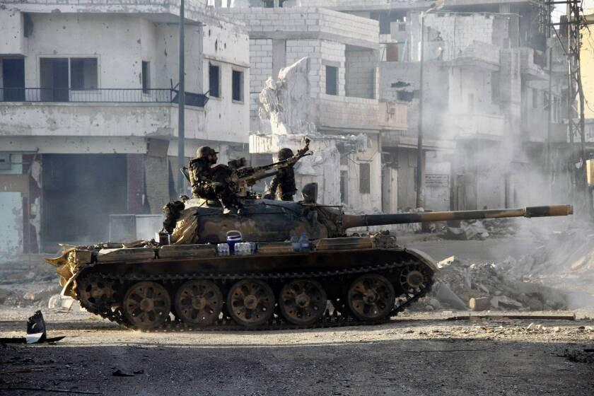 Qusair, Syria