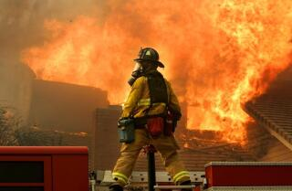 Firefighter DROP payments hit new record