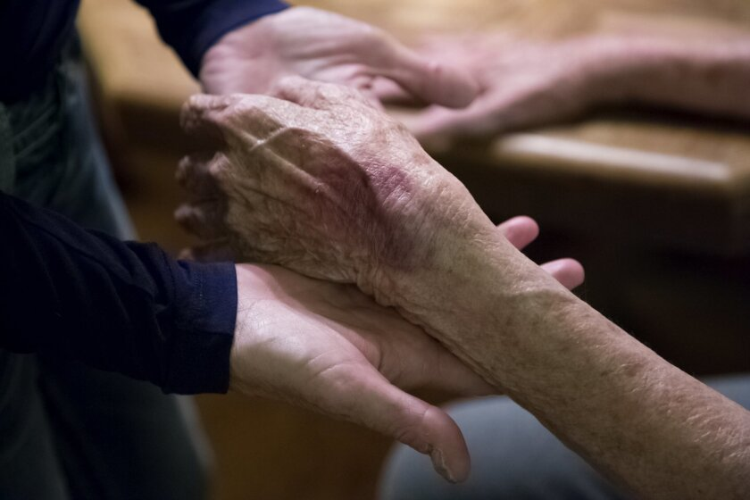 An estimated 136,800 San Diegans provided 156 million hours of unpaid care for people living with Alzheimer's or other dementias, worth approximately $1.94 billion.