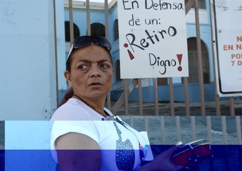 La legisladora del Partido Nuevo Progresista (PNP) Lourdes Ramos, denunció hoy que el Ejecutivo saliente de Alejandro García Padilla utilizó dinero que debía destinarse a nutrir el Sistema de Retiro (SREELA) de los jubilados de Puerto Rico para gastos operacionales del Gobierno. EFE/ARCHIVO