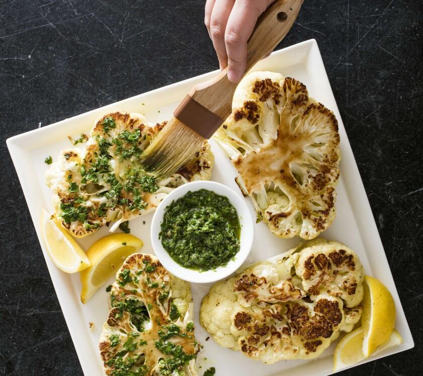 The Ultimate Cauliflower Steaks