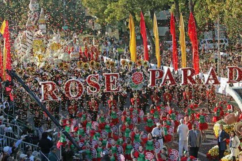 Rose Parade 2013: Up to 1 million visitors expected in Pasadena