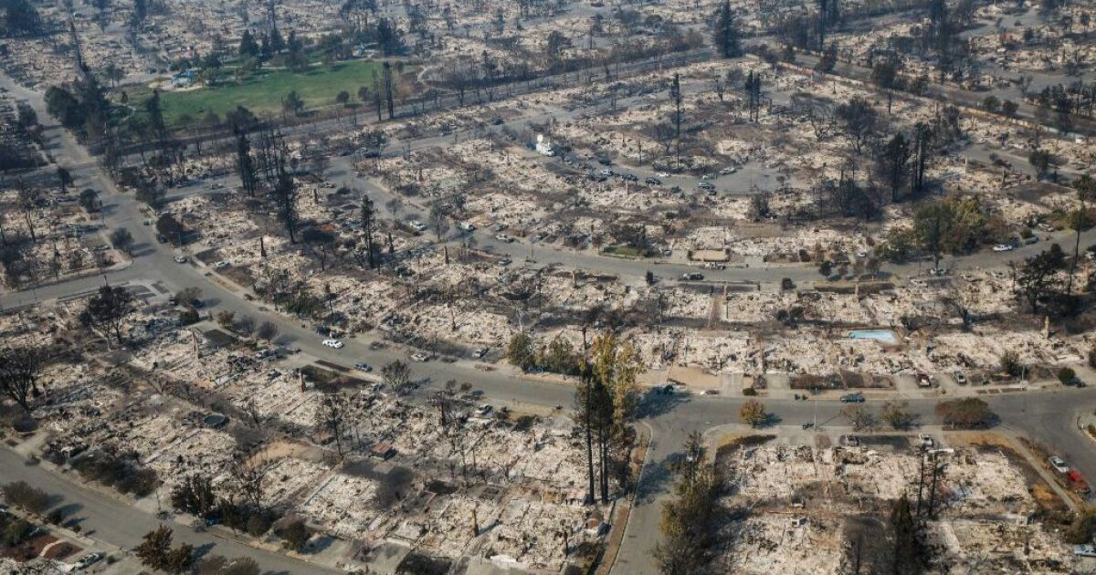 California lawmakers upset that wildfire money is left out of White House's disaster aid request