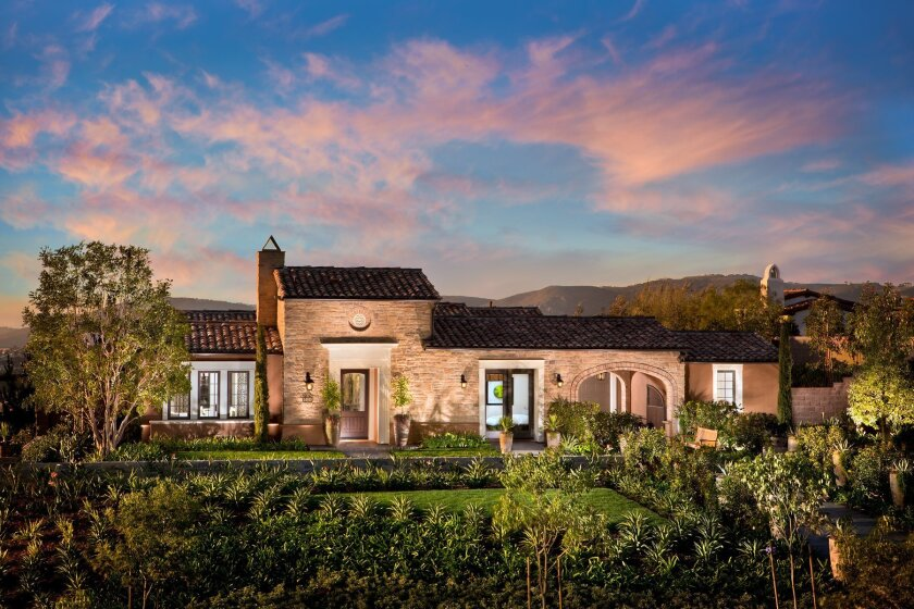 The Estates at Del Sur  in Black Mountain Ranch, which won top building industry honors last month, has sold about 40 homes averaging $2 million since January, according to one analyst.