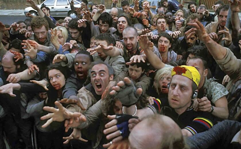 """This scene from """"Shaun of the Dead"""" is not what our current pandemic looks like."""
