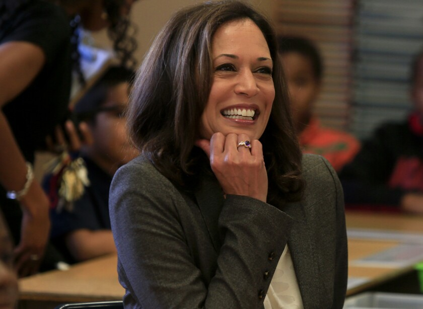 California Atty. Gen. Kamala Harris dropped the ball in the Hoag/St. Joseph hospital merger, but later recovered, somewhat. Future decisions in such cases may be even tougher, however.