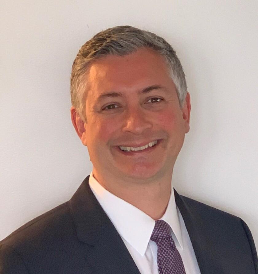 Casey Reitz named Segerstrom's new president.