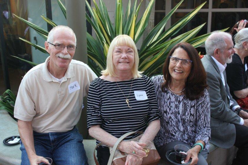 Mark Boivin, Lynn Smith, Anne Marie Welsh