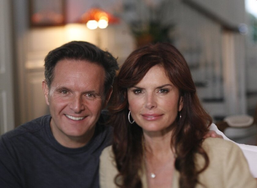 """Mark Burnett and Roma Downey are behind """"The Dovekeepers,"""" a new miniseries for CBS."""