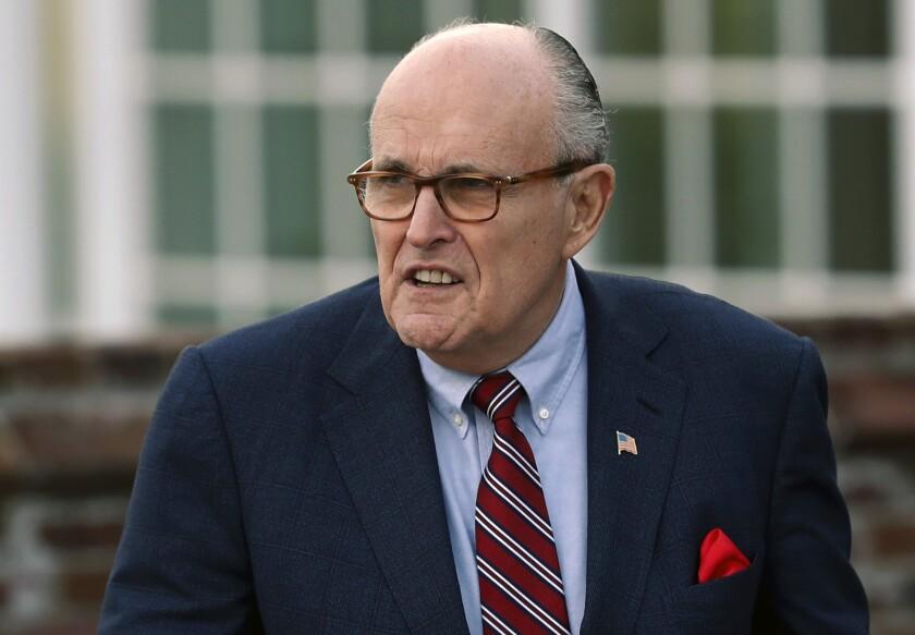 Rudolph W. Giuliani