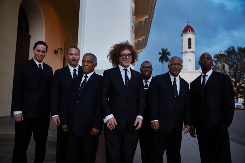 The Preservation Hall Jazz Band of New Orleans