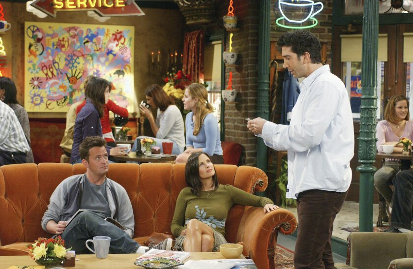 2003 episode of 'Friends' that aired on NBC.