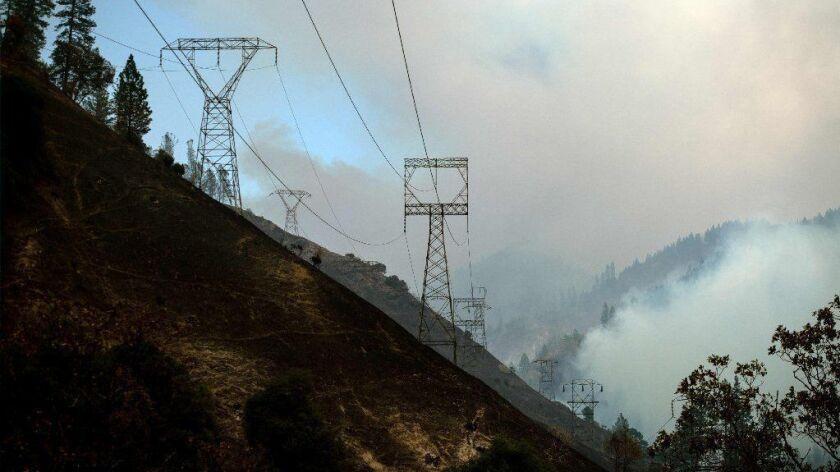 US-FIRE-CALIFORNIA-CAMP FIRE