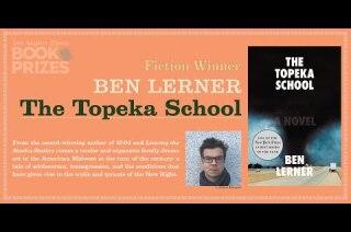 Los Angeles Times Book Prizes: Ben Lerner, Fiction
