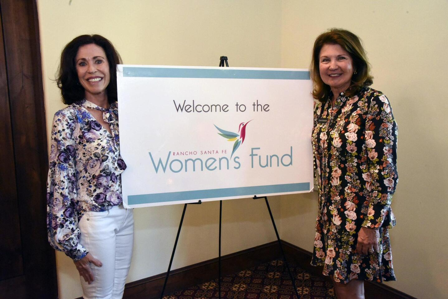 RSF Women's Fund Grant Awards Ceremony