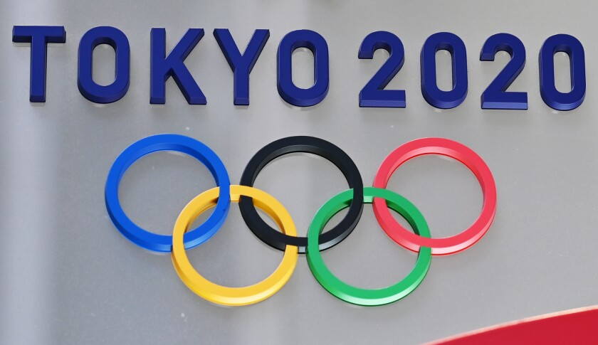 The coronavirus pandemic is pushing Olympic leaders to hold a series of teleconferences with major sports organizations.