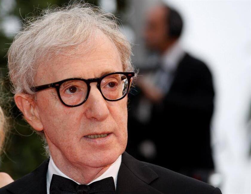 Fotografía del director de cine estadounidense Woody Allen. EFE/Archivo