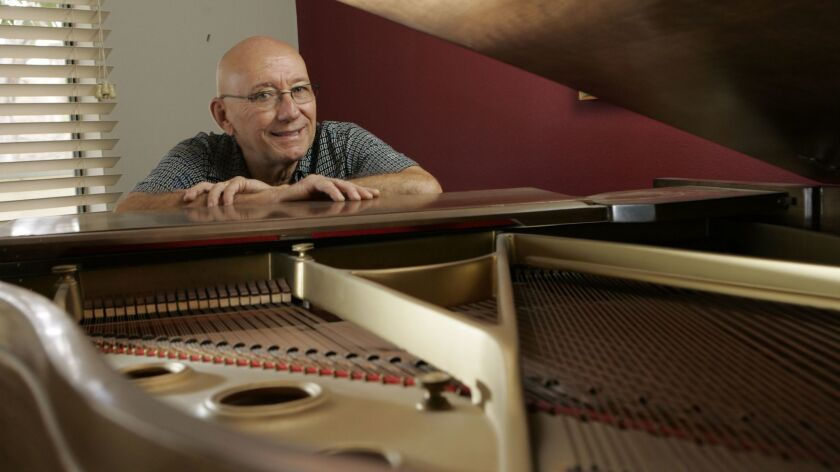 Piano great Mike Wofford is as self-effacing as he is talented.