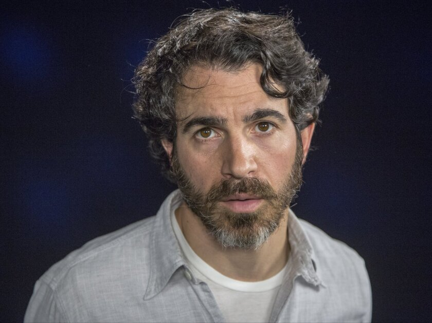 Actor and director Chris Messina