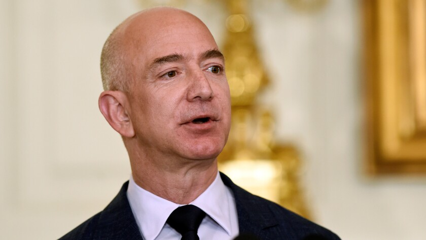 Amazon.com founder and CEO Jeff Bezos: Do consumers always understand what they're buying from him?