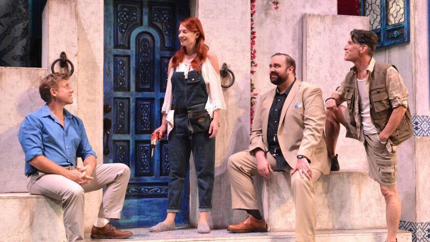 """Mamma Mia!"" at Laguna Playhouse"