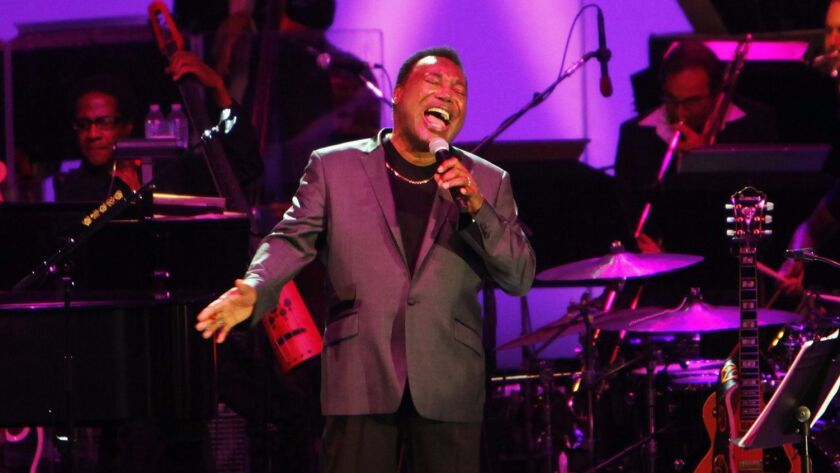 George Benson was mentioned as a possible artist for the La Jolla Jazz Festival.