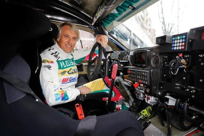 El leonés, al volante de un Toyota Hilux, busca terminar por primera vez el rally más duro del mundo después de haber acumulado sendos abandonos en las dos últimas ediciones.