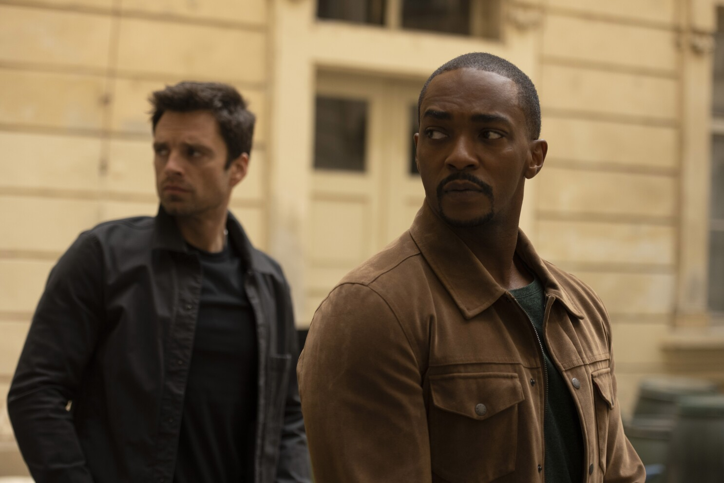 The Falcon and the Winter Soldier' and Marvel's TV strategy - Los Angeles  Times