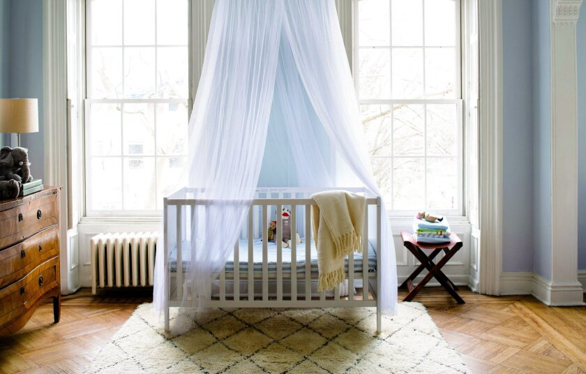A nursery should be a serene oasis for your baby.