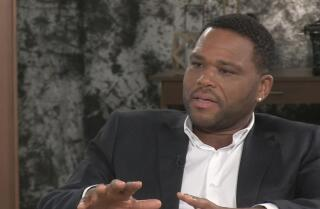'We pride ourselves on dealing with divisive topics,' says 'black-ish' star and Emmy nominee Anthony Anderson