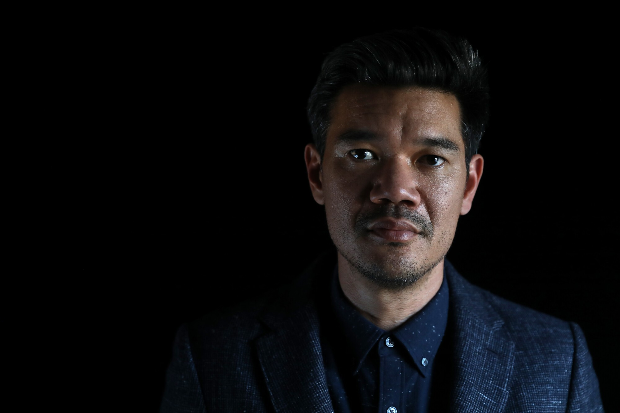 """Destin Daniel Cretton is the director of Marvel's next superhero film, """"Shang-Chi and the Legend of the Ten Rings."""""""