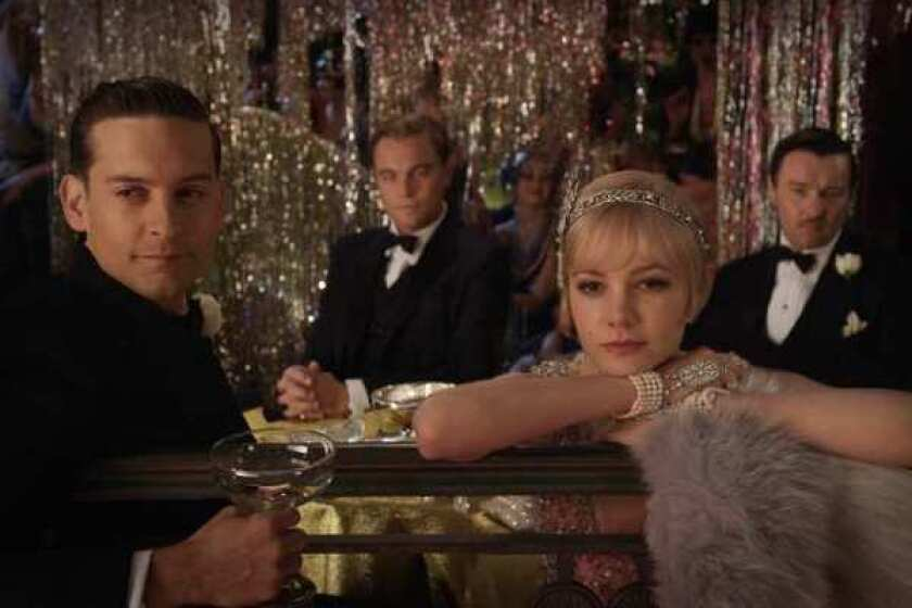 Warner Bros. moves 'Great Gatsby' from 2012 to summer 2013