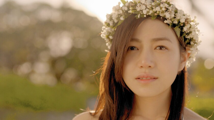 "Michelle Chen in ""Pali Road."""