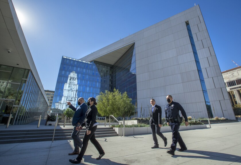 The Los Angeles Police Commission approved a new policy for the LAPD's use of facial recognition software.