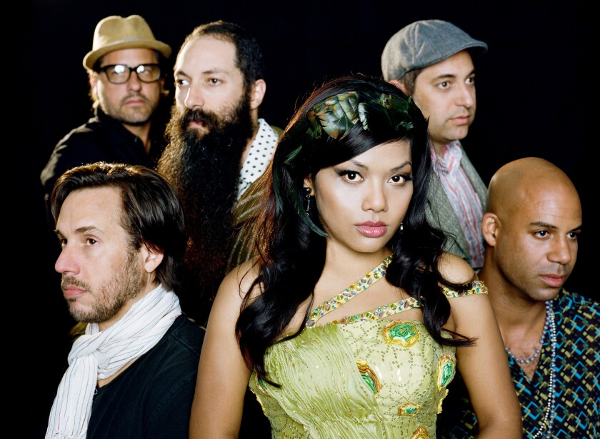 A photo of Dengue Fever by Lauren Dukoff